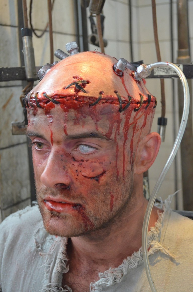 Prosthetics/Special-Make-up-effects Frankensteins Army made by Unreal.eu