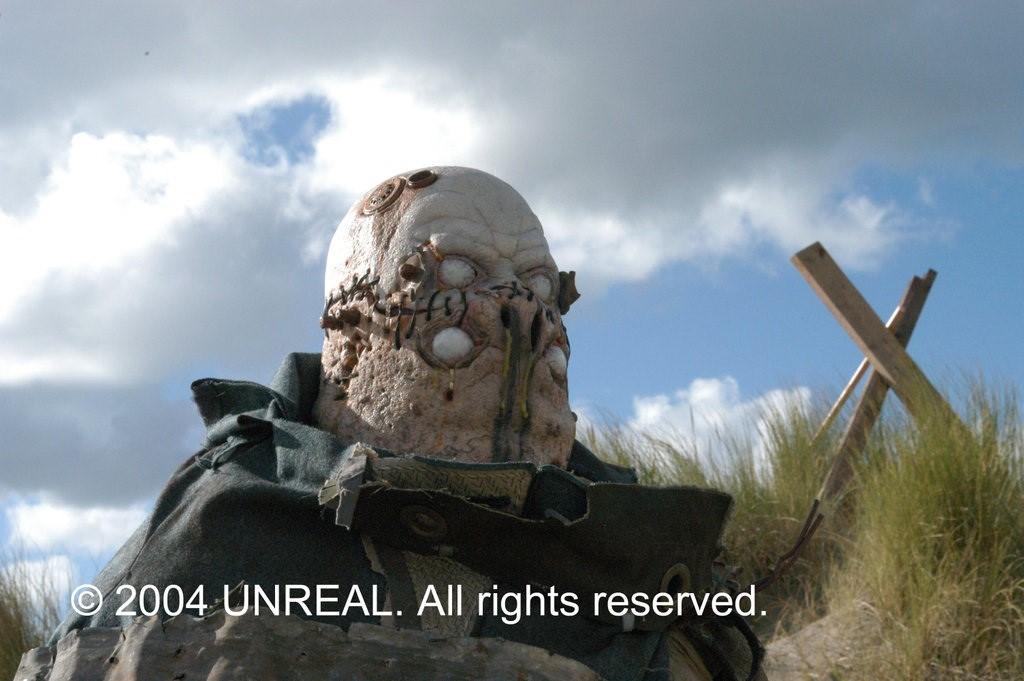WorstCaseScenario mask created by Unreal.eu