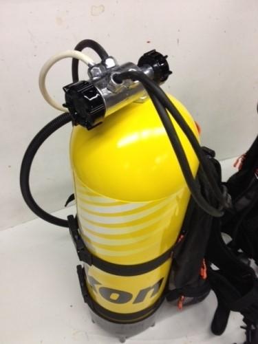 Scuba bottle prop made for Nikon by Unreal.eu