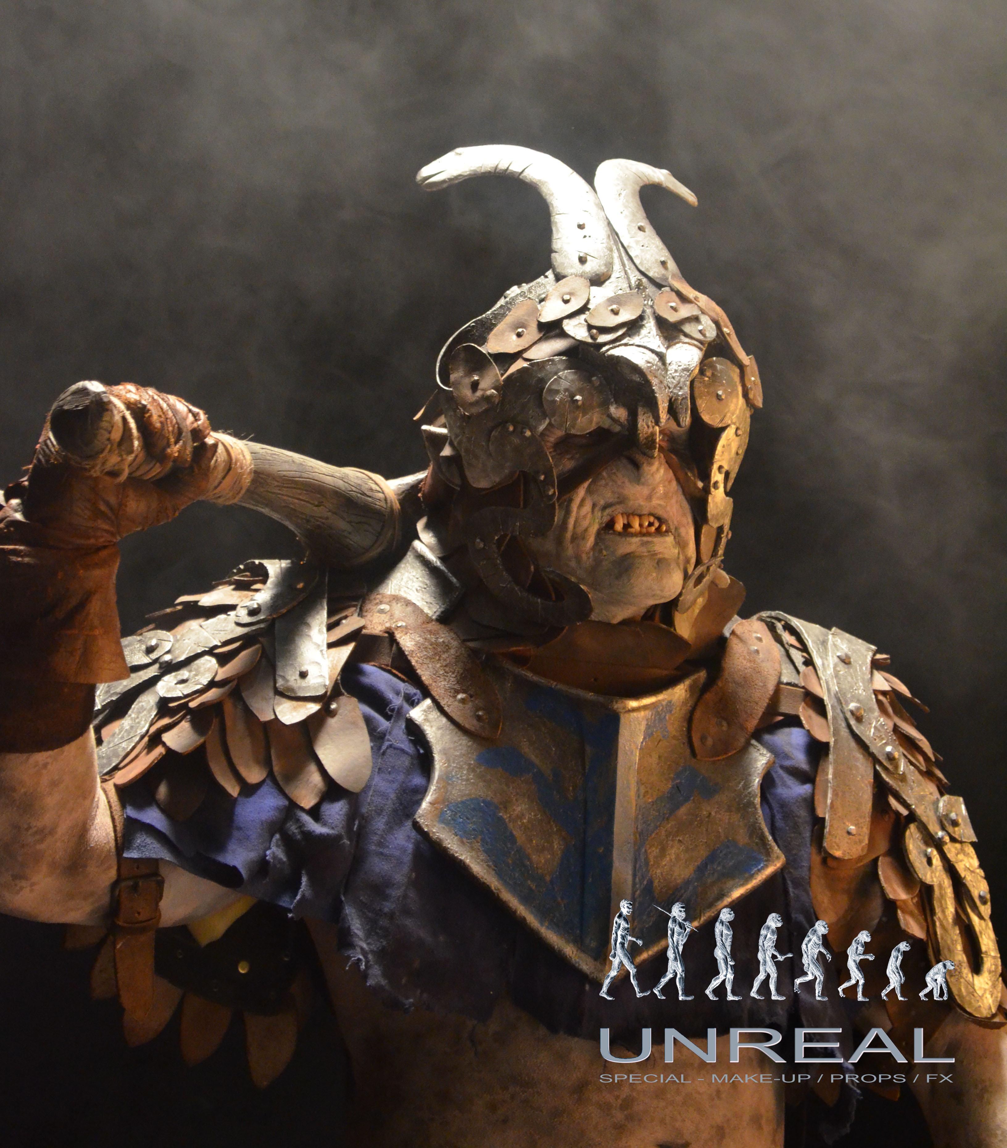 Mogg, Orc PS4 Shadow of War made by Unreal.eu